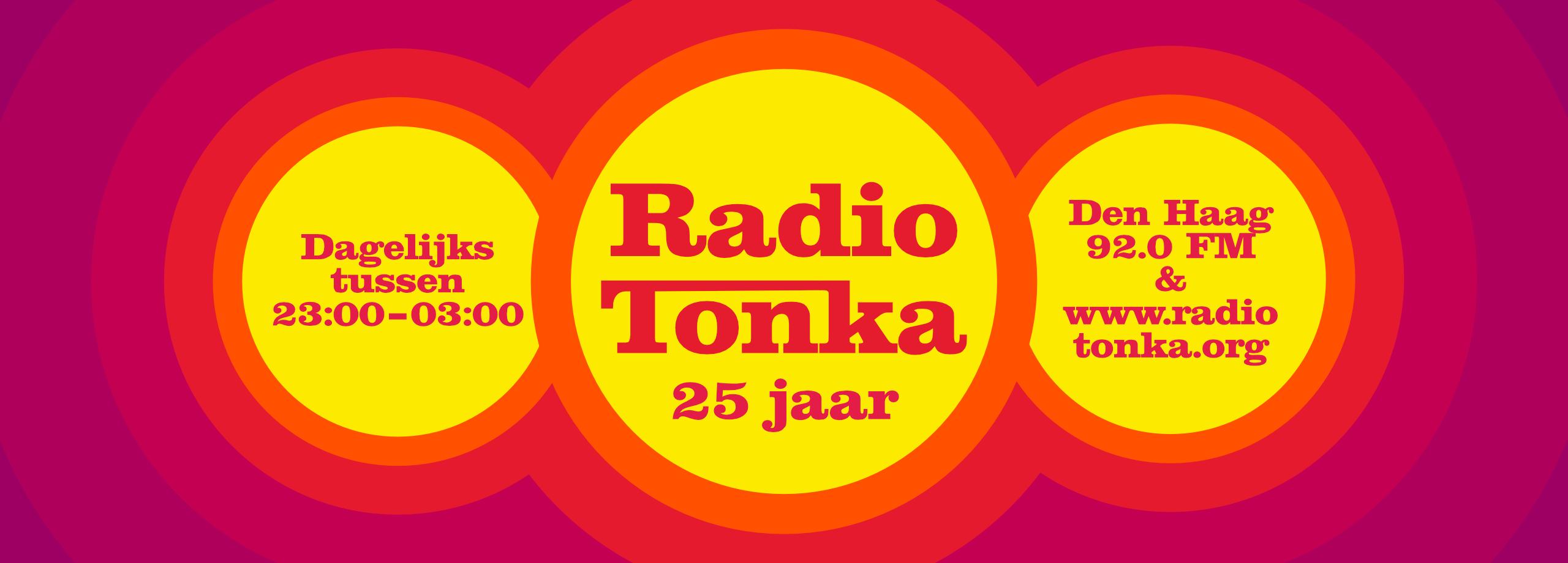 Radio Tonka 25 Jaar viering in de Grey Space